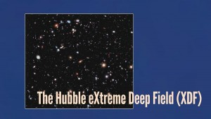 The Hubble eXtreme Deep Field (XDF)