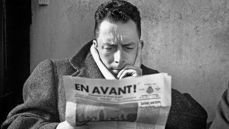 দ্যা হিউম্যান ক্রাইসিস- আলবেয়ার কাম্যু (১৯৪৬)