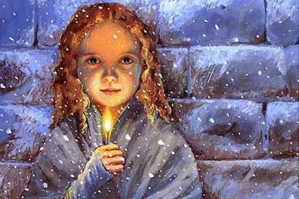 দ্যা লিটল ম্যাচ গার্ল – Hans Christian Anderson এর ছোটো গল্প