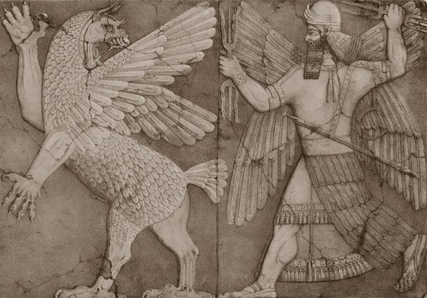 মানুষের উৎপত্তি – প্রাচীন সুমেরীয় গ্রন্থানুসারে (মিথলজি)