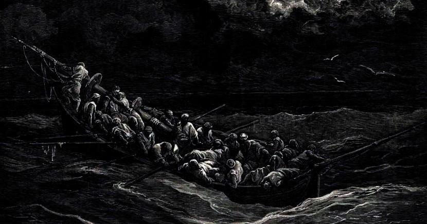 কোলরিজের কবিতা: বুড়ো নাবিকের গান (ষষ্ঠাংশ)